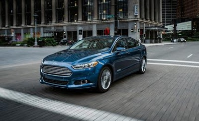 ford fusion hybrid edmunds