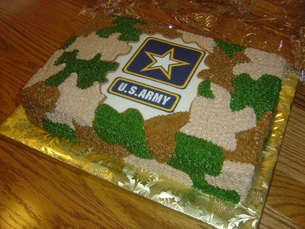 Cake Decorating Ideas Military : Army cake Wedding Ideas Pinterest
