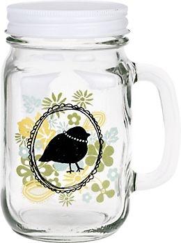 Vintage Bird Mug