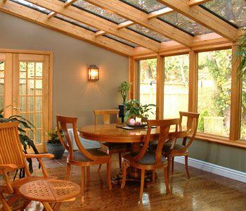 4 Season Sunroom Wood Four Seasons Sunrooms Patio Rooms