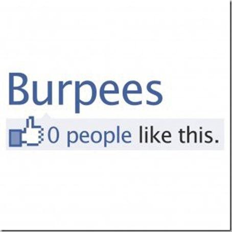 Heh heh... #burpees #crossfit