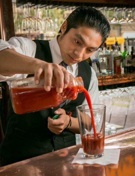 How to make Zuni Cafe's Balsamic Bloody Mary