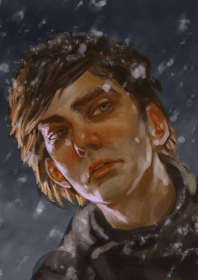 Galerry Jon Snow by Andreabengeart on DeviantArt