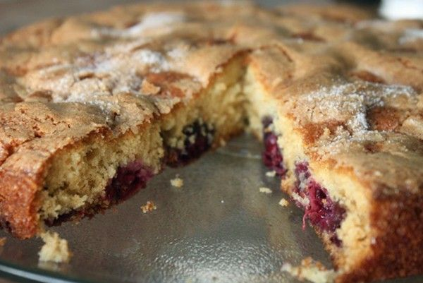 Blackberry buttermilk snacking cake - Eat Your Books is an indexing ...