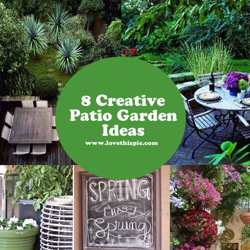 Do it yourself creative garden ideas photograph garden ide for Do it yourself garden