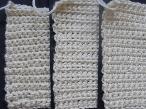 Crochet Stitches Rev Sc : DiffErences entre sc stitches Crochet Pinterest