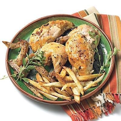 Peruvian Roast Chicken | Recipe