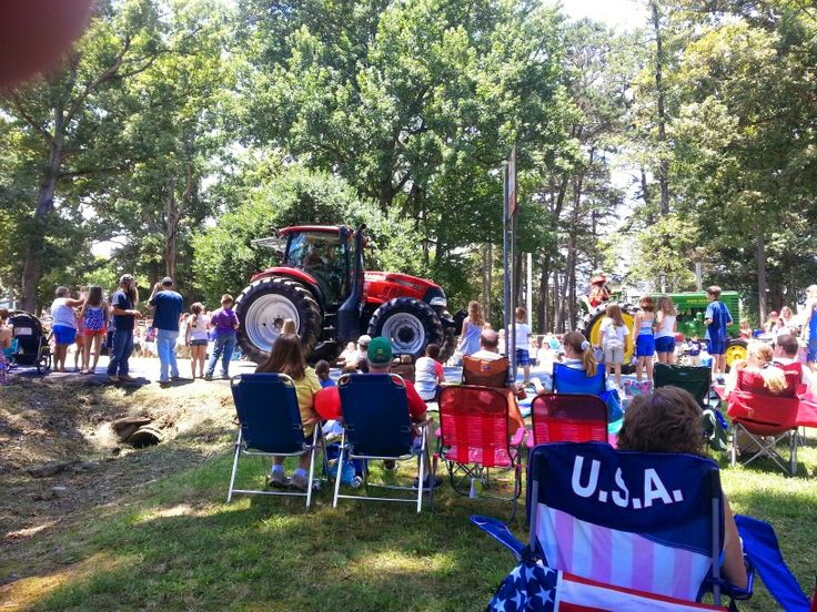 unionville 4th of july celebration