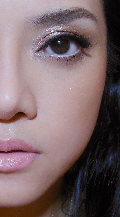 Sample Makeup For Wedding : Simple Bronze-y Wedding Makeup Make-up Ideas Pinterest