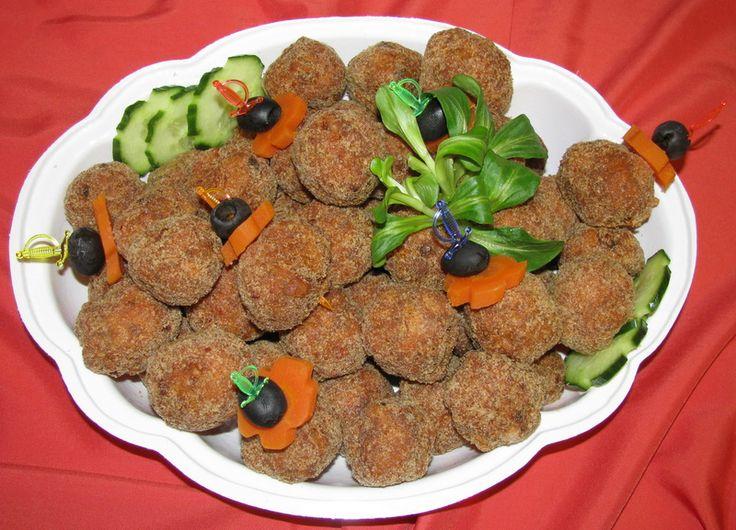 fasirt - Hungarian Meatballs | Menu | Pinterest