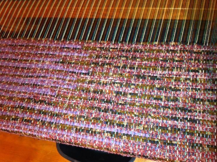 Rag Rug Weaving Manteo NC Weaving Pinterest