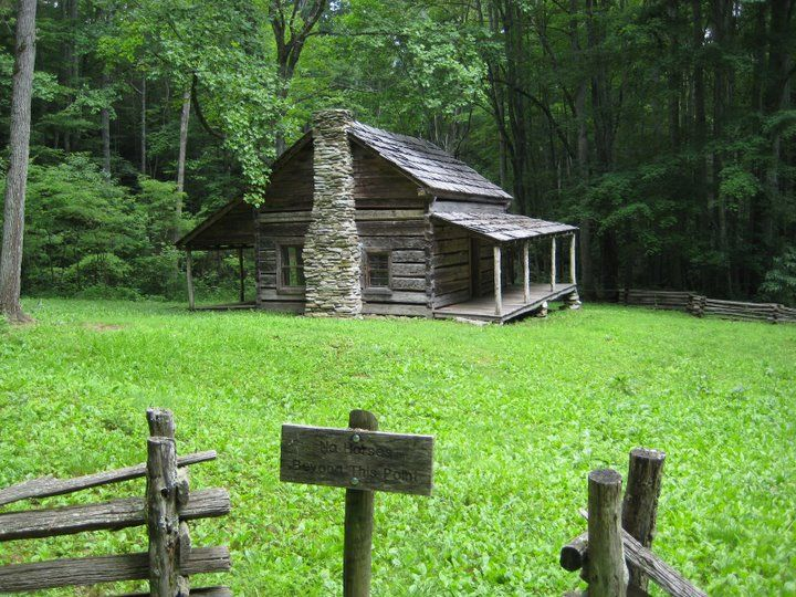 Smoky Mountain Cabins Barns Cabins Country Pinterest