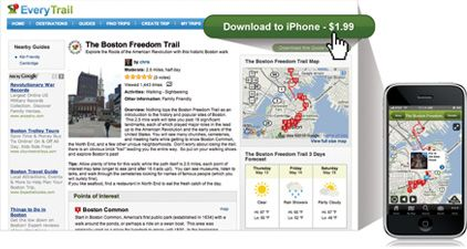 gps tracking app iphone 4