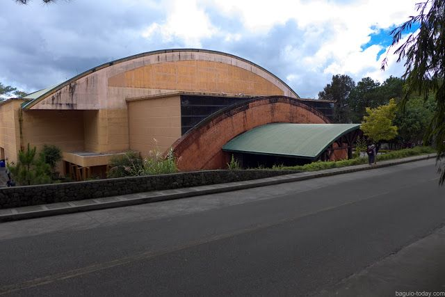 Baguio Today: Camp John Hay Convention Center, September 2013
