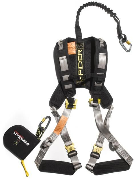 Bone collector hang on tree stand on best tree stand safety harness