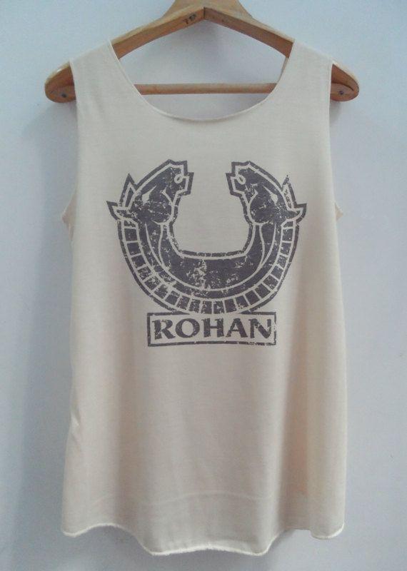 on beat studios ROHAN The Lord Shirts Tank top Pop Punk Rock Tank Top Vest Women T sh