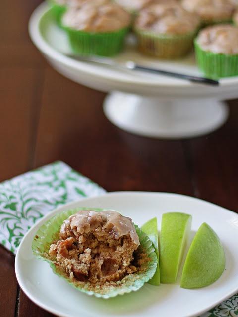 Apple Fritter Muffins | Sweet Treats! | Pinterest
