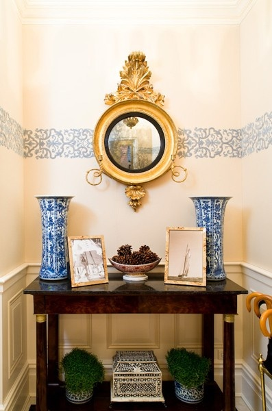 Sara Gilbane Amusing Of Porcelain Blue & White Pictures