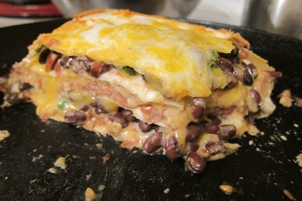 Burrito pie | Favorite Recipes | Pinterest