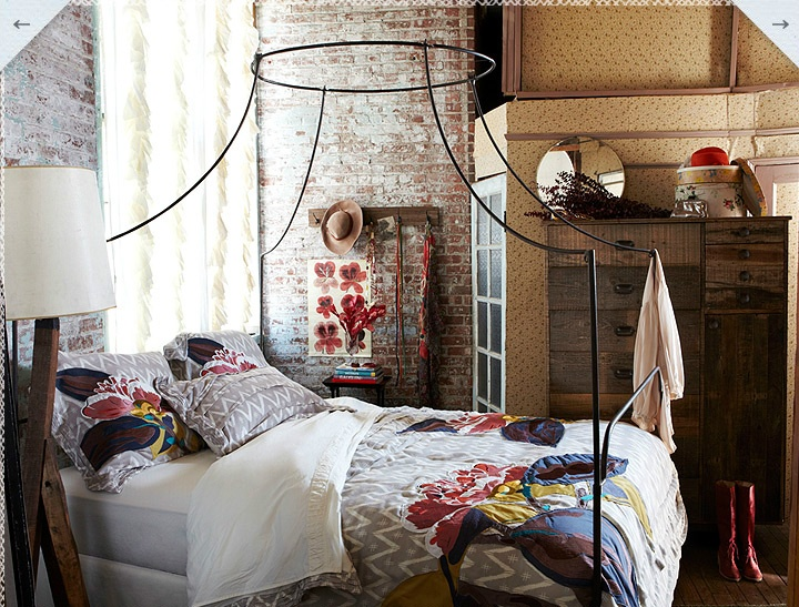Bedroom anthropologie home products pinterest Anthropologie home decor ideas
