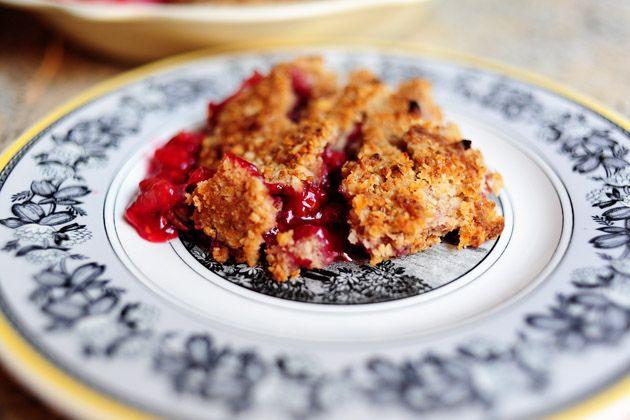 Raspberry Crisp | Homemade | Pinterest