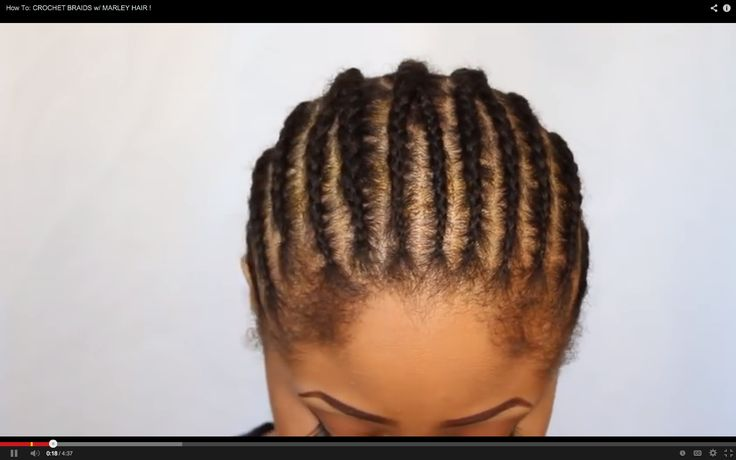 Crochet Box Braids Braid Pattern : crochet braids