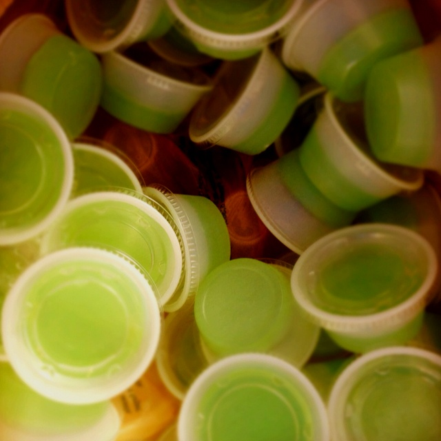 Margarita Jello Shots Recipe — Dishmaps