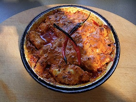 Harissa Chicken-never used harissa, this seems like a perfect recipe ...