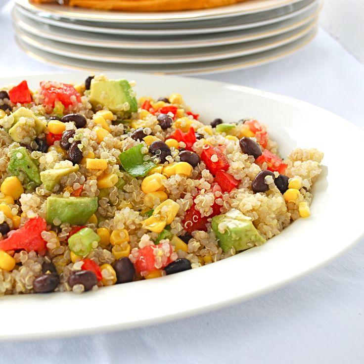 Southwest Quinoa Salad | Gourmet..... | Pinterest