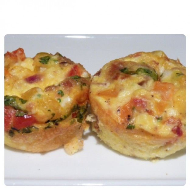 Fritatta Mexican Style | breakfast | Pinterest