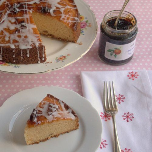 Sticky Orange Marmalade Cake | Cakes | Pinterest