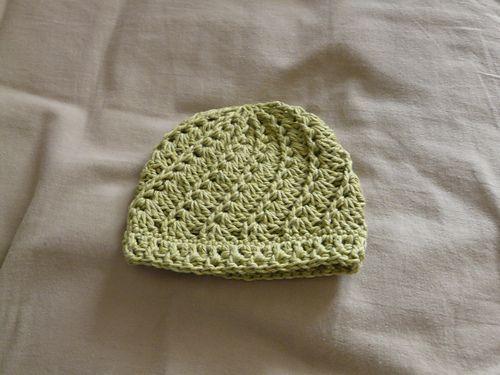 Free Crochet Pattern Preemie Hat Pakbit For