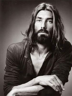 Pictures Of Men With Long Hair And Beards