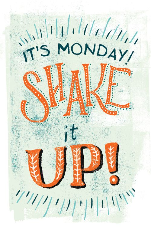 it s definitely monday our life in action