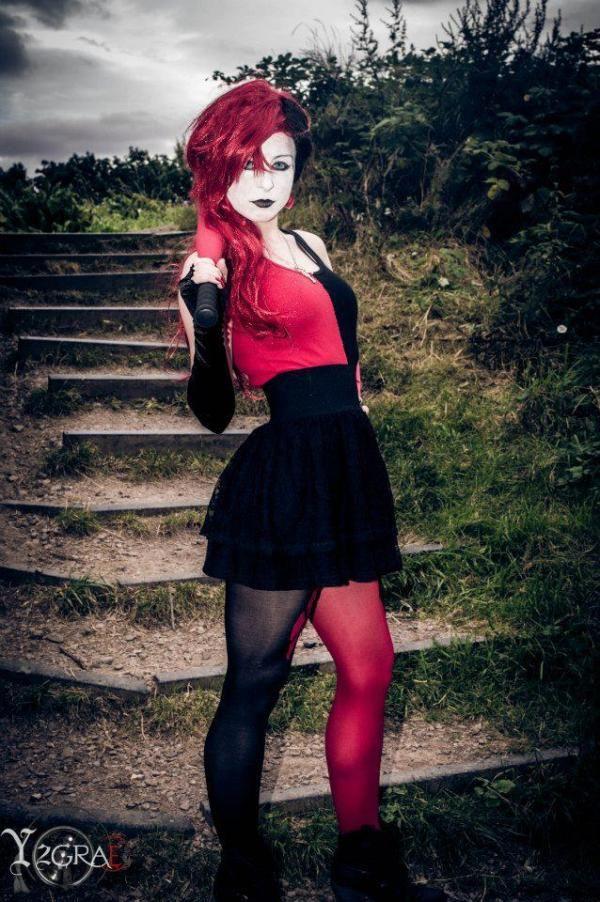 80s Style Harley Quinn | CosPlay | Pinterest