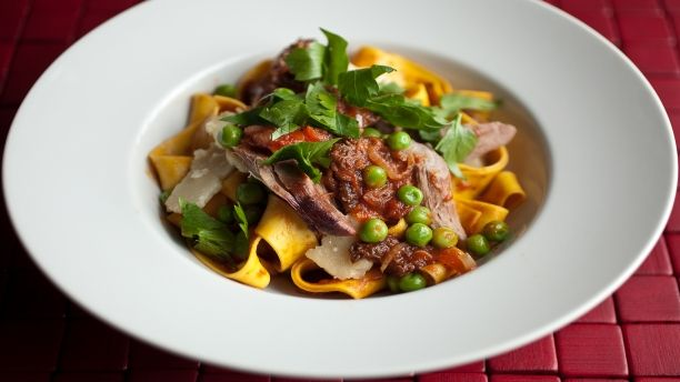 braised chicken pappardelle braised chicken pappardelle the new slow ...