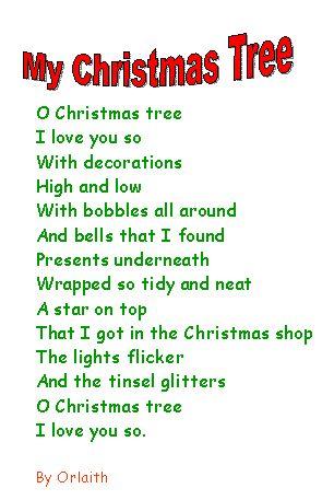 Christmas Poems! | Christmas Poems | Pinterest
