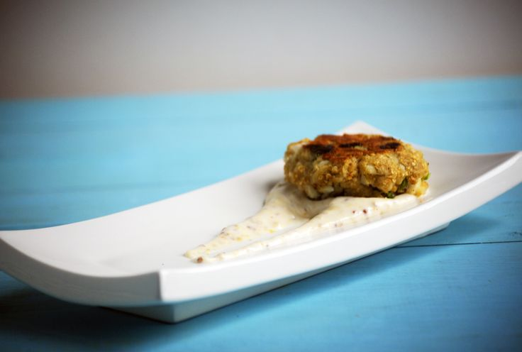 Grilled Crab Cakes With Old Bay Aioli Recipes — Dishmaps