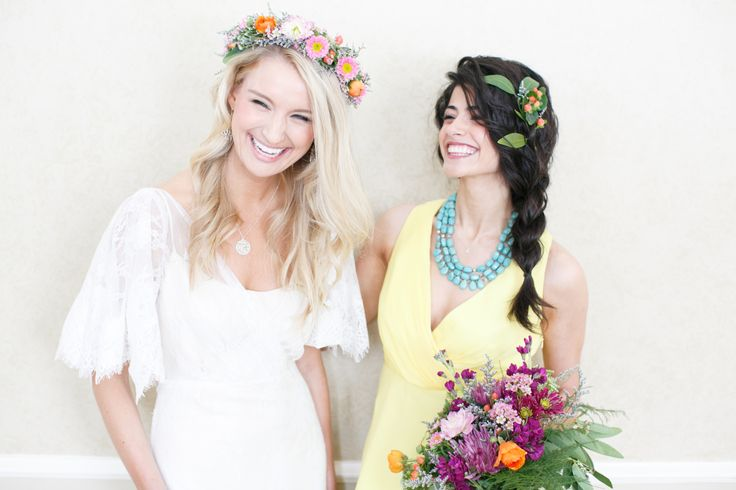 Are you a #bohemian bride? We have the perfect jewels for your #wedding!!