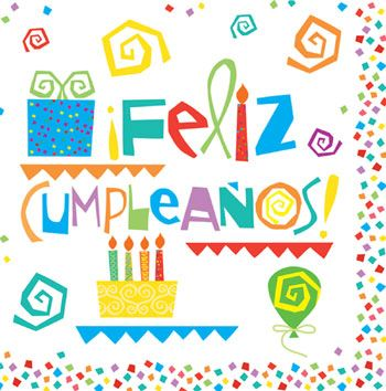 Feliz cumplea os letras colores imagenes para - Feliz cumpleanos letras ...
