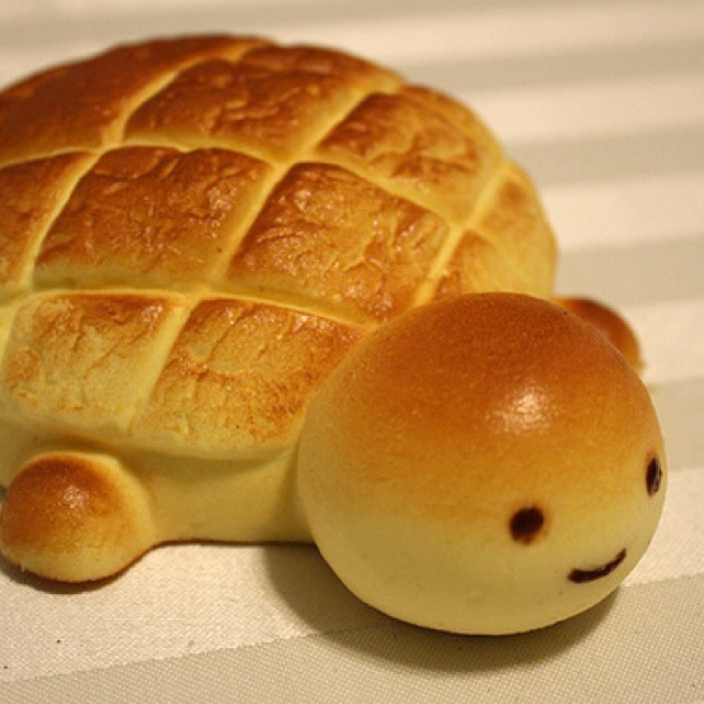Turtle Bread!   Nothing Like A Good Meal   Pinterest