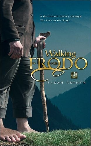 Walking with Frodo is a christian devotional through the lord of the rings