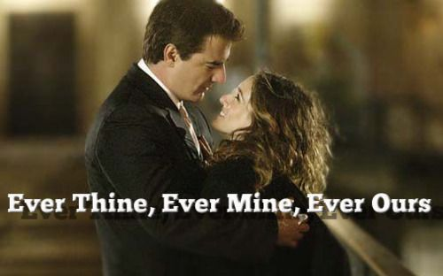 ever thine ever mine ever ours words to live by