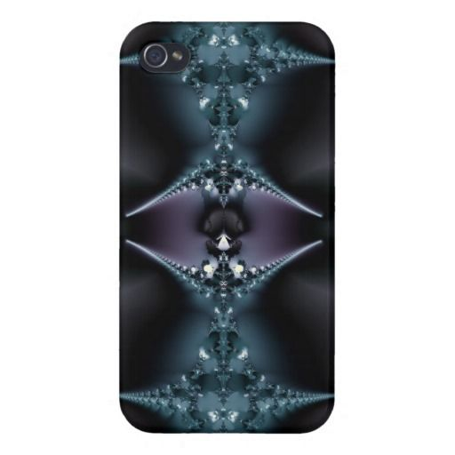 Space Jewelry iPhone 4/4S Case