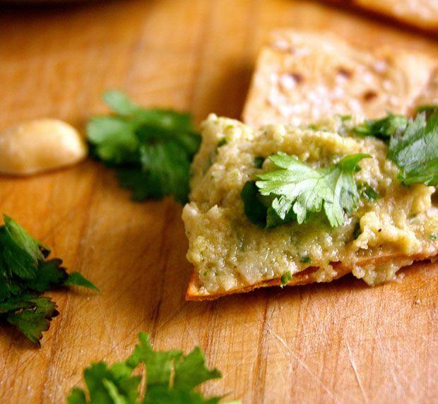 Roasted Peanut Habanero Salsa Recipe - RecipeChart.com