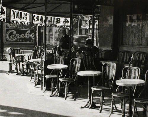 Terrasse Vintage : Paris 1930, cafe, terrasse Vintage photos Pinterest