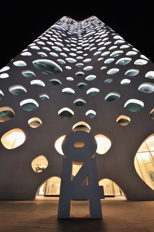 O-14 Tower in Business Bay    Dubai, United Arab Emirates  Copyright © Sebastian Opitz