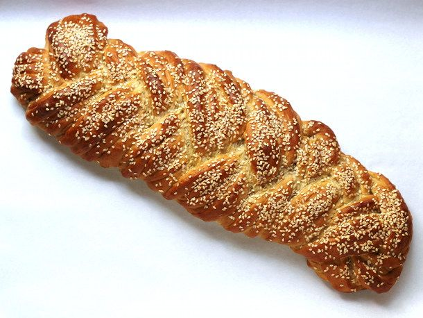 Braided Bread | Recipe