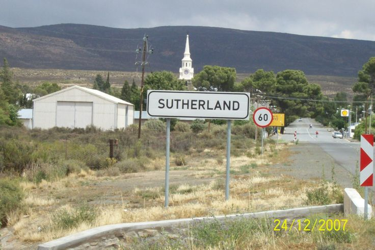 Sutherland South Africa  City pictures : Sutherland South Africa | Sutherland & Observatory / South Africa | P ...