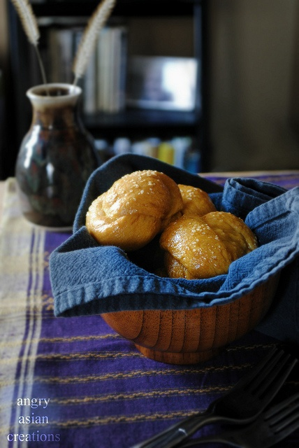 pretzel challah by {Lan} :angry_asian::, via Flickr